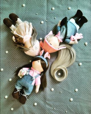 کانال عروسکهای دست دوز