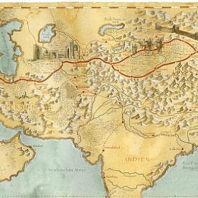 کانال راه ابریشم