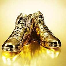 کانال کفش طلایی
