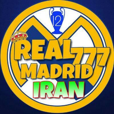 کانال Realmadrid777iran
