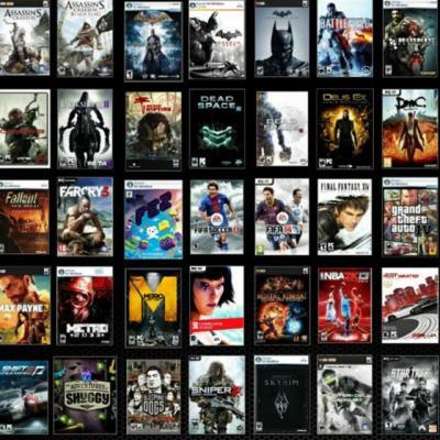 کانال خرید بازی کامپیوتری