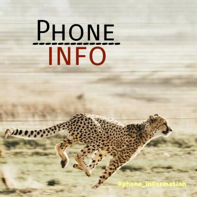 کانال Phone info