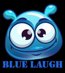 کانال blue laugh