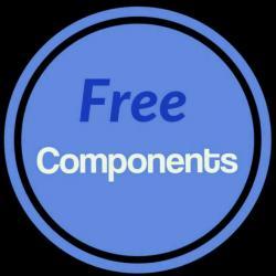 کانال Free Components