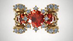 کانال طراحی طلا و جواهر
