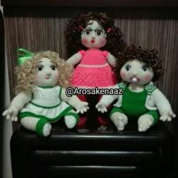 کانال عروسک بافتنی