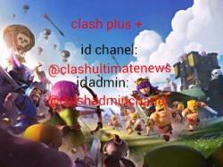کانال clash plus +