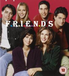 """کانال English by """"Friends"""""""
