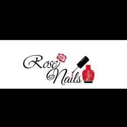 کانال کاشت ناخن rose nail