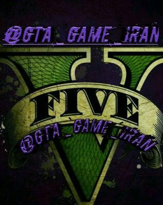 کانال gta.game.iran
