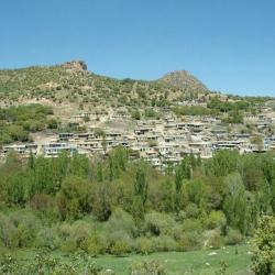 کانال روستای بروند