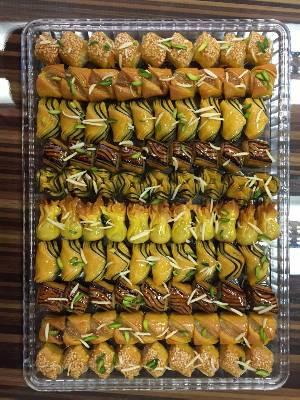 کانال آموزش شیرینی عید
