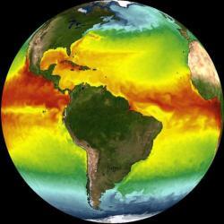 کانال اقیانوس شناسی فیزیکی
