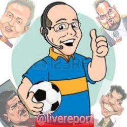 کانال گزارش زنده فوتبال