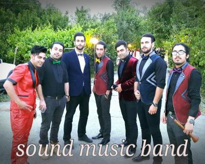 کانال ساند موزیک باند