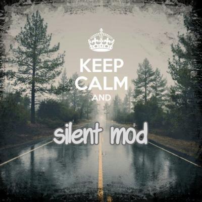 کانال Silent mod