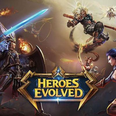 کانال Heroes Evolved