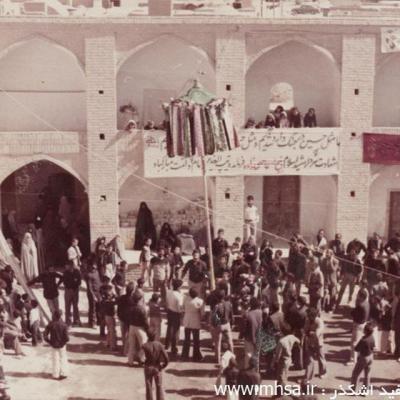 کانال حسینیه سفید اشکذر