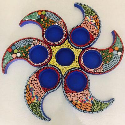 کانال هنرهای تجسمی - کاشی