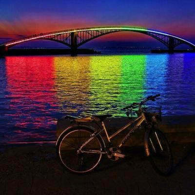 کانال رنگین کمان