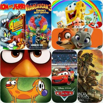 کانال کارتون و انیمیشن