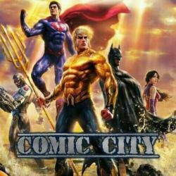 کانال Comic City