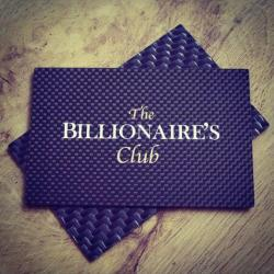 کانال Billionaires club