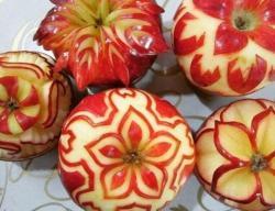 کانال آموزش میوه آرایی