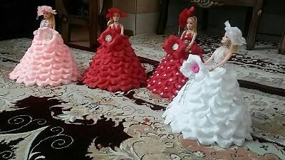کانال فروش عروسک های تزئینی