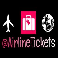 کانال Airline Ticket
