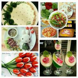 کانال هنر آشپزی و سفره آرایی