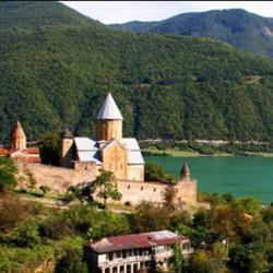 کانال ایران و گرجستان