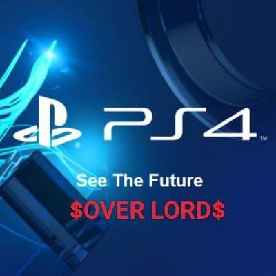 کانال $ فروش اکانت های PS4 $