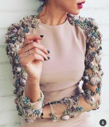 کانال لباس شیک مدروز