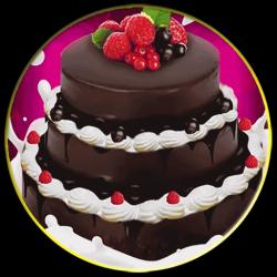 کانال روبیکا کیک و شیرینی پزی