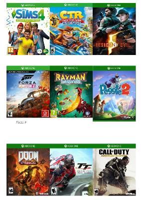 صفحه اینستاگرامنصب بازی های آفلاین Xb