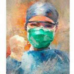 صفحه اینستاگرام یادداشتهای بیمارستانی