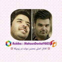 کانال روبیکا محسن دولت