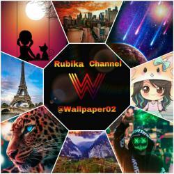 کانال روبیکا دنیای تصویر زمینه