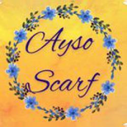 صفحه اینستاگرام شال و روسري ayso