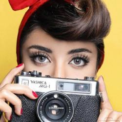 کانال روبیکا ژست عکاسی عاشقانه