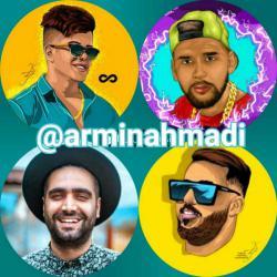 کانال روبیکا هواداران آرمین احمدی