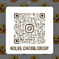 صفحه اینستاگرام گروه تولیدی کلبه چوب