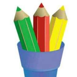 کانال سروش مداد رنگی