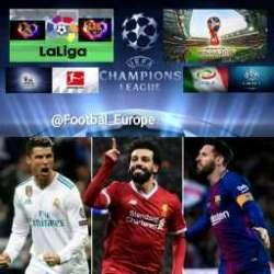 کانال سروشفوتبال اروپا