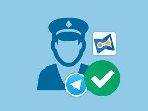 نکات امنیتی در تلگرام